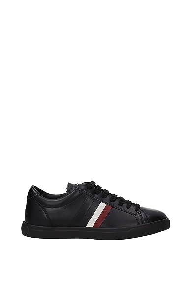 Moncler Sneakers la Monaco Men - Leather (101740007870998) 5 UK ... 2959d166853
