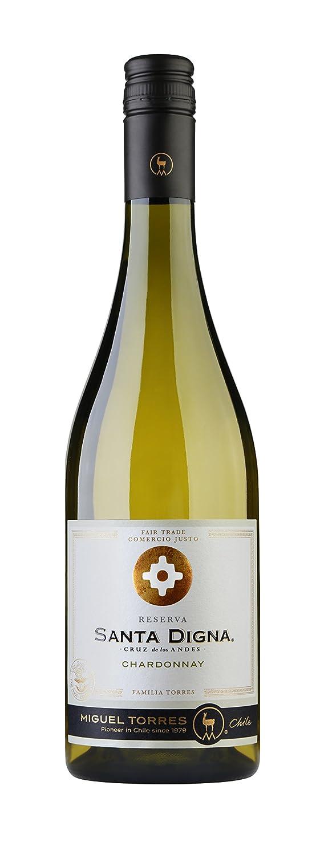 Santa Digna Chardonnay Vino Blanco - 750 ml, paquete de 6: Amazon.es: Alimentación y bebidas