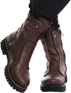LEIF NELSON Herren Schuhe Klassische Stiefel Freizeitschuhe Boots Elegante  Winterschuhe Männer Sneakers LN155 2339771247