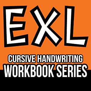 Exl Cursive Handwriting Workbook Series
