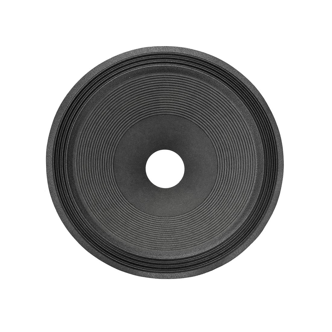 uxcell 12'' Paper Speaker Cone Subwoofer Drum Paper 2'' Coil Diameter with 4 Cloth Surround