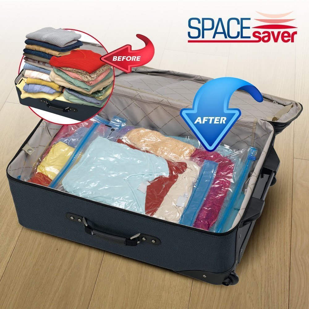 Laundry Baskets & Tubs Premium Space Saver Jumbo Vacuum