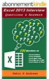 Excel Interview Questions & Answers (Let us excel in Excel Book 1) (English Edition)