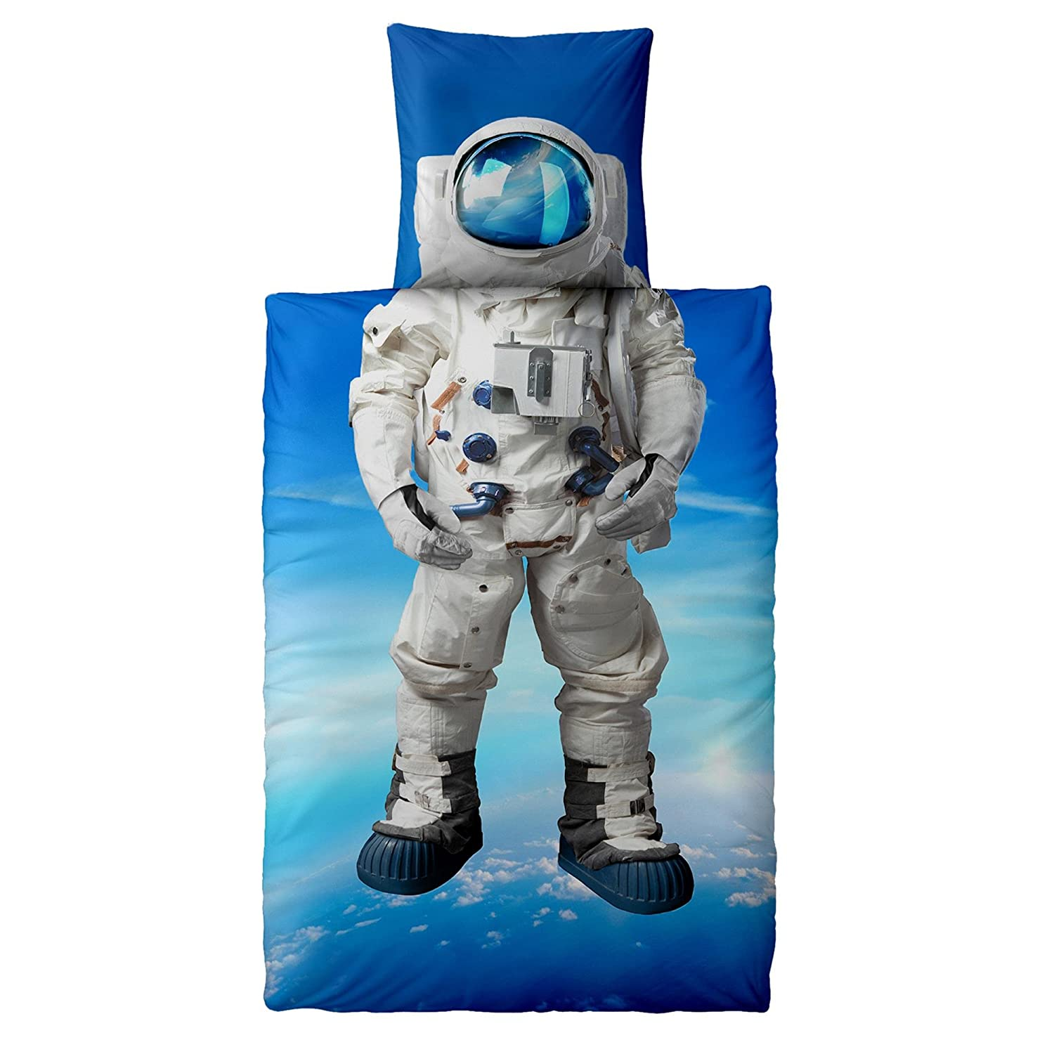 bettw sche astronaut my blog. Black Bedroom Furniture Sets. Home Design Ideas
