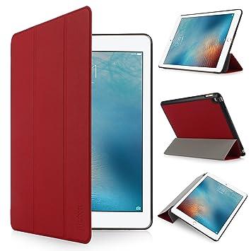 iHarbort® iPad Pro 9.7 Funda - Ultra Delgado Ligero Funda de Piel de Cuerpo Entero Smart Cover para iPad Pro 9.7, con la función del sueño/Despierta ...