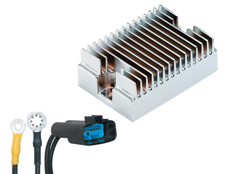 ACCEL ACC 201125C Chrome Hybrid Design Voltage Regulator by ACCEL