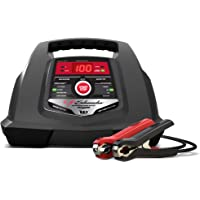 Schumacher SC1281 100 Amp 30 Amp 6V/12V Fully Automatic Smart Battery Charger 100A Engine Starter and 30A Boost…