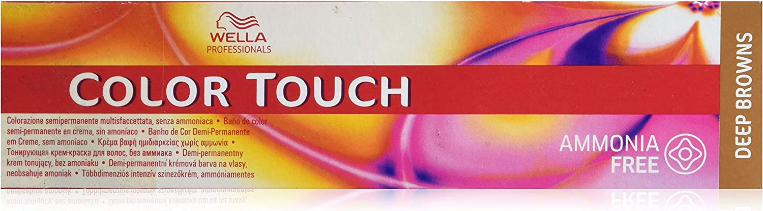 Wella Tinte Color Touch Deep Browns 6/75-60 ml