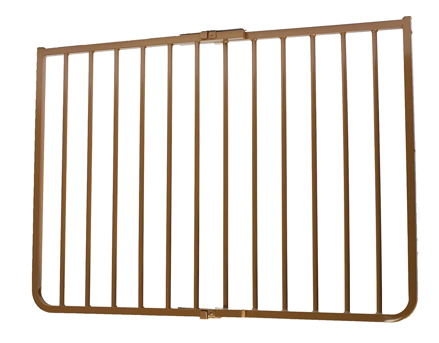 Amazon.com : Cardinal Gates Outdoor Safety Gate, Brown : Indoor Safety Gates  : Pet Supplies