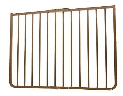 Genial Cardinal Gates Outdoor Safety Gate, Brown