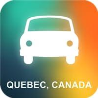 Quebec, Canadá Navegación GPS