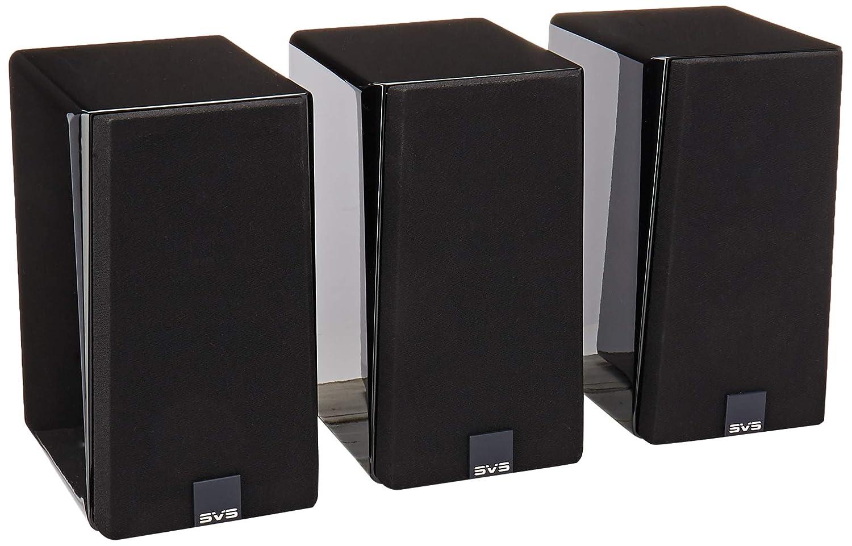 SVS Prime Satelliteスピーカー PrimeSat3Pk_Pno_Glss B00TR3K4BQ Piano Gloss 3-pack