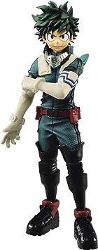 Banpresto My Hero Academia Dekofigur Izuku Midoriya 18 cm