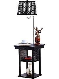 Brightech Twist Modern Led Living Room Floor Lamp