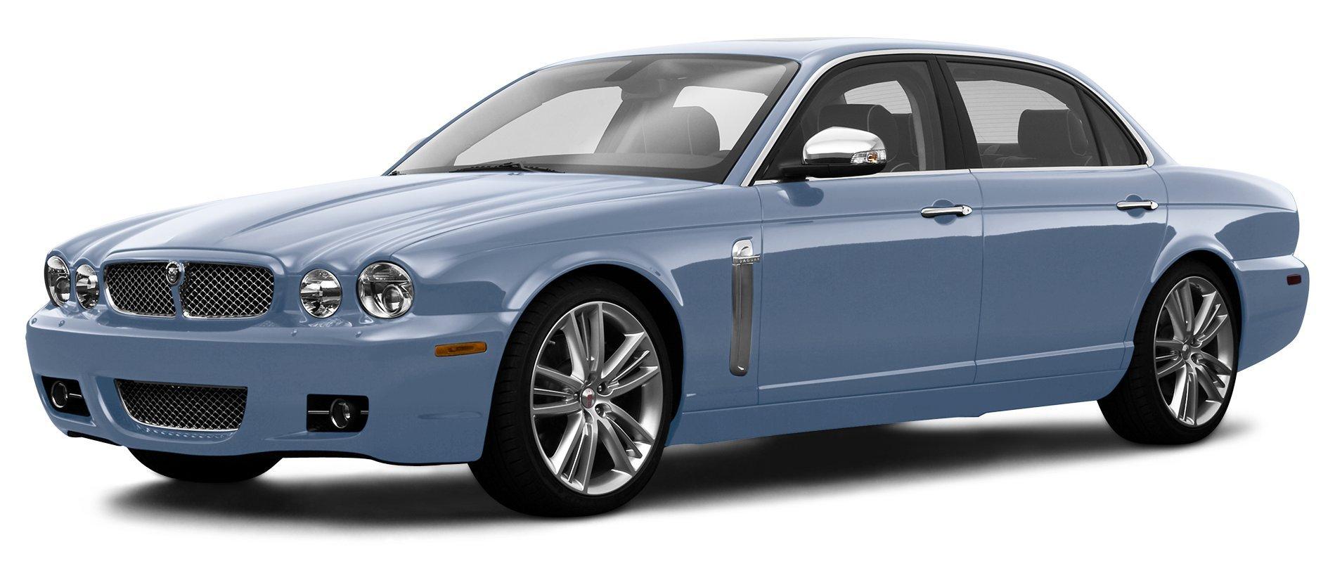 2009 jaguar xjr 4 door sedan