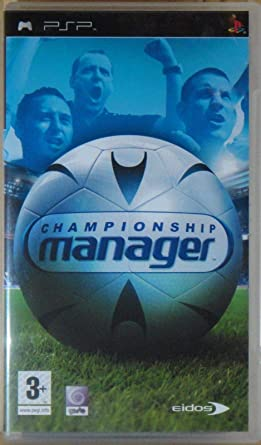 f33d7ee3bddc4 Championship Manager (PSP): Amazon.co.uk: PC & Video Games