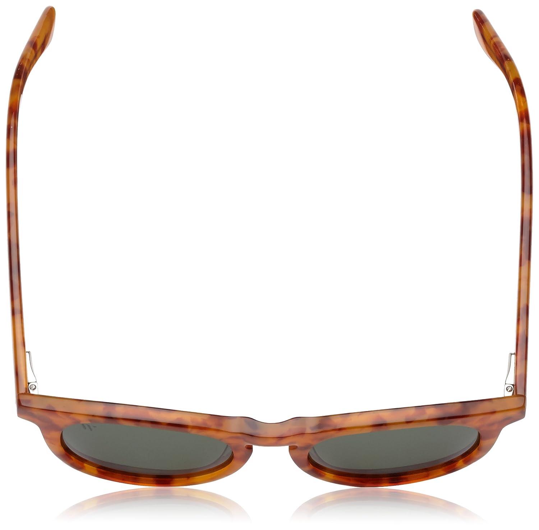 Wolfnoir, HATHI SPOTY DEGREEN - Gafas De Sol unisex multicolor (carey naranja/verde botella), talla única