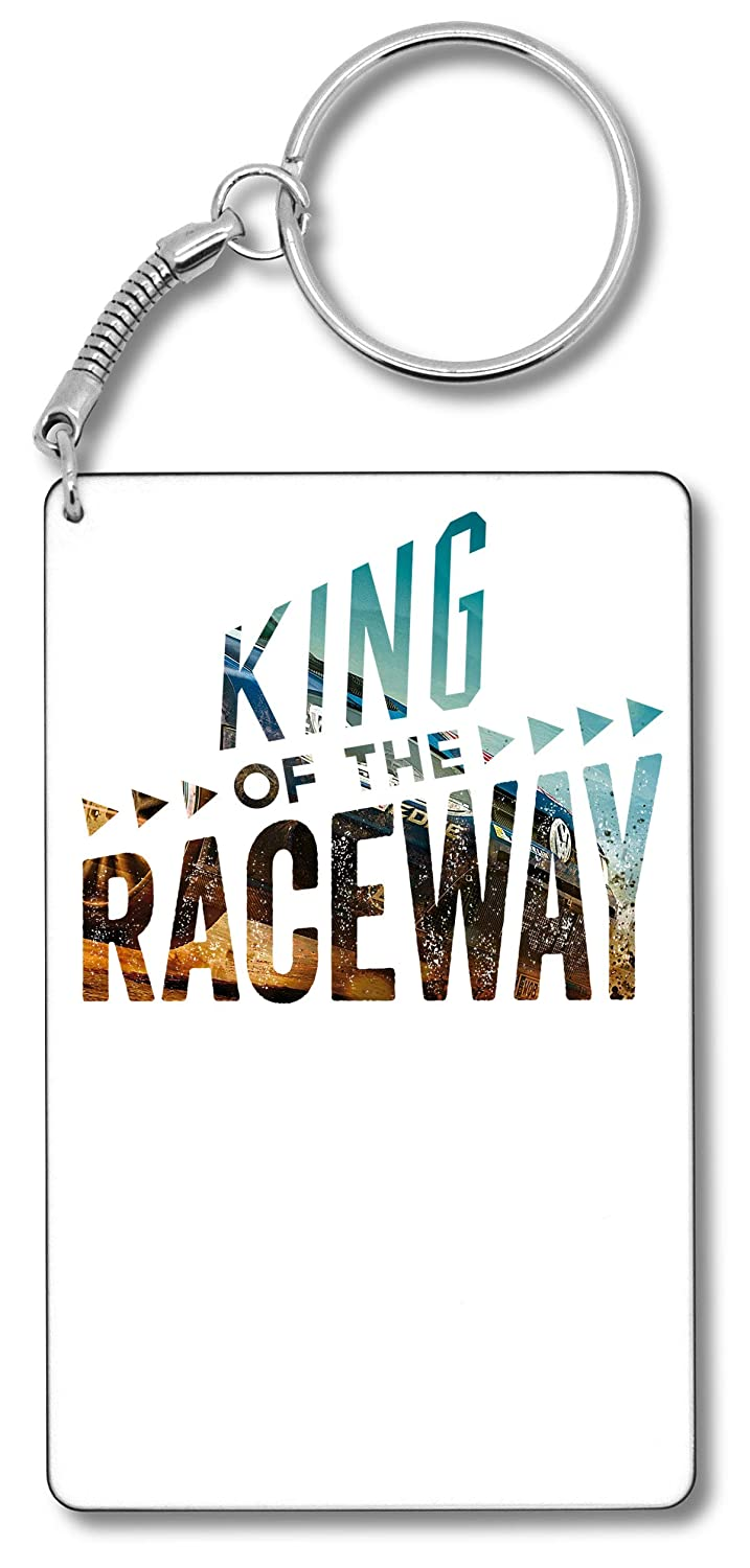 King of The Raceway Racing WRC Rally Cool Phrases Llavero ...