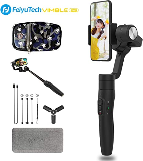 FeiyuTech Vimble 2S Handheld Gimbal Stabilizer para Smartphone ...
