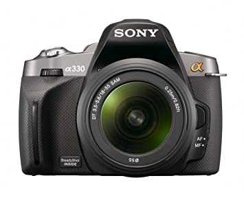 Sony Alpha DSLR-A330L Camera Drivers Windows 7