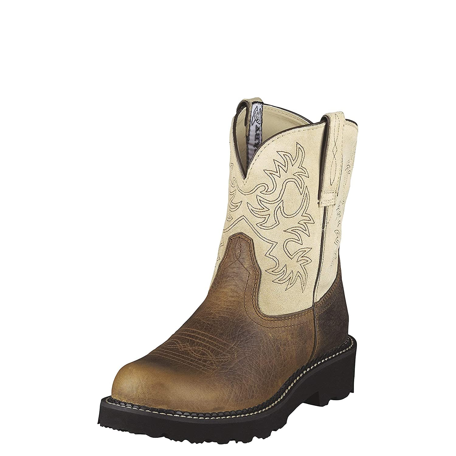 eb02339ed58 Ariat Women's Fatbaby Heritage Western Cowboy Boot