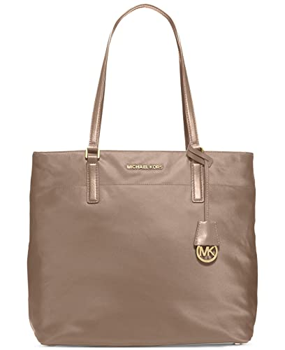 Michael Kors Morgan Large Nylon Tote, Color 176 Dusk: Handbags ...