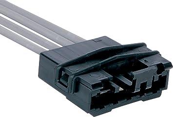 ACDelco PT115 GM Original Equipment 5-Way Female Black Multi-Purpose Pigtail