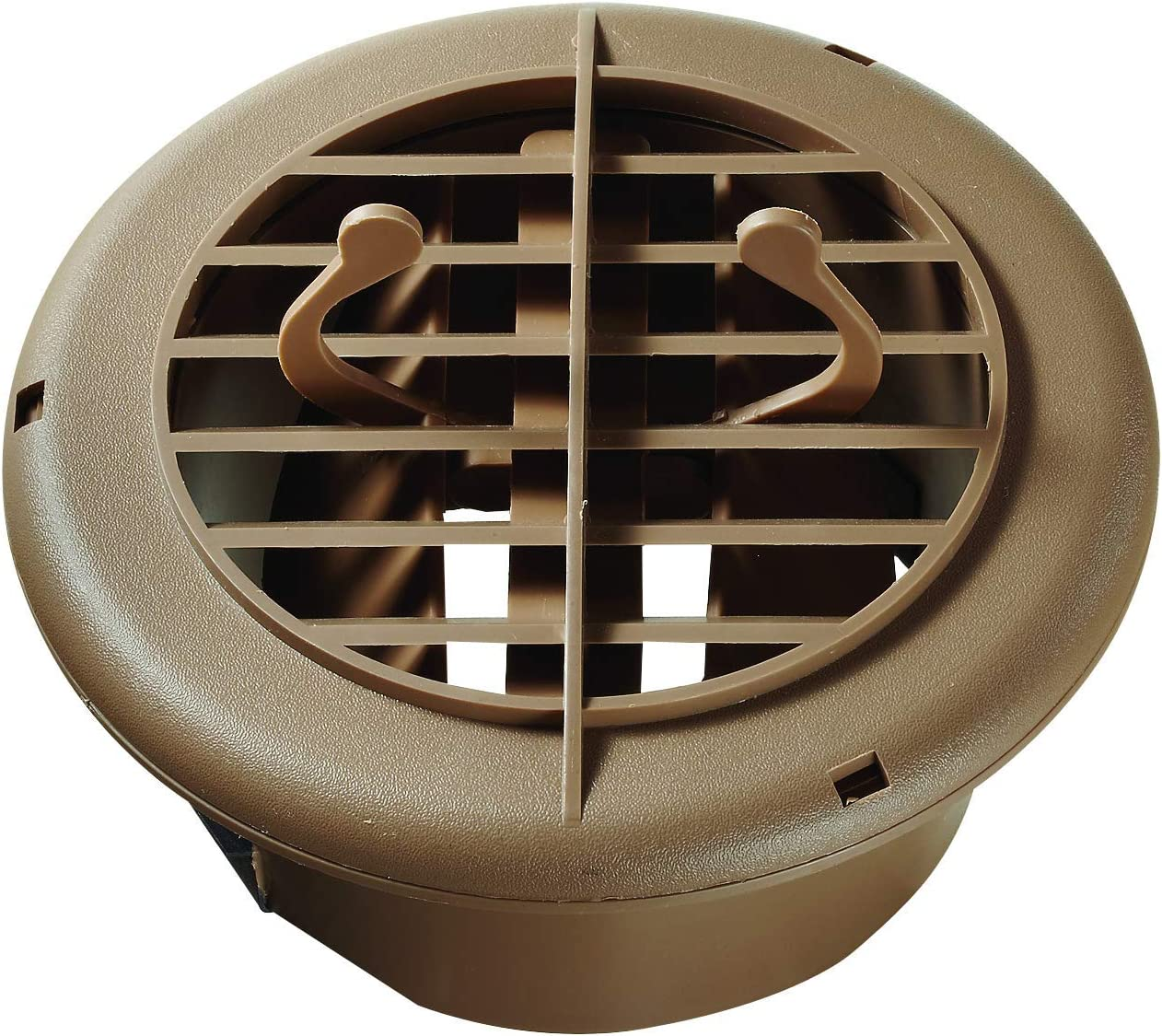 RV Designer H810 Provent Dampened Vent - Beige
