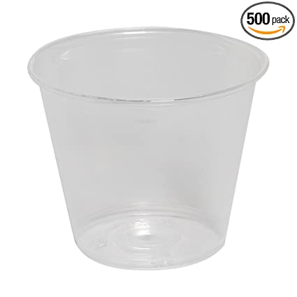 8d267539453 Amazon.com  Dixie CC9K Squat Plastic Cup