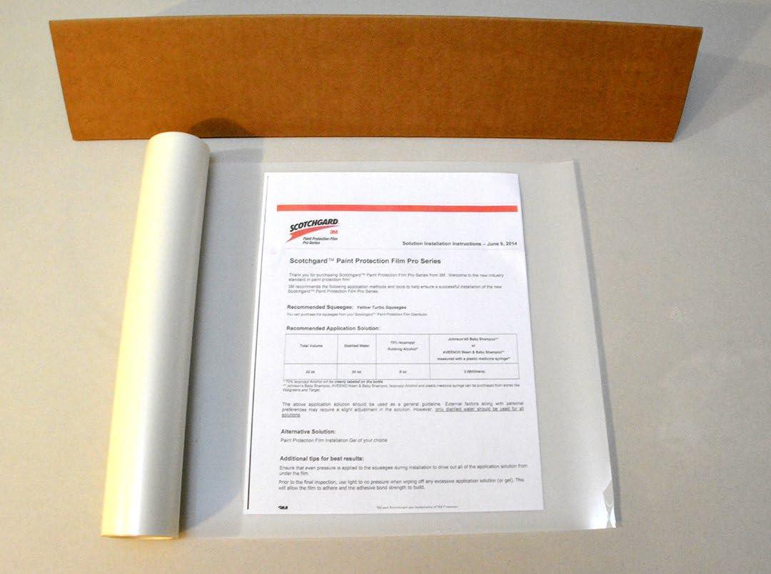 3M Pro Series Paint Protection Film 12 x 60 BULK PIECE PrintsnPlots