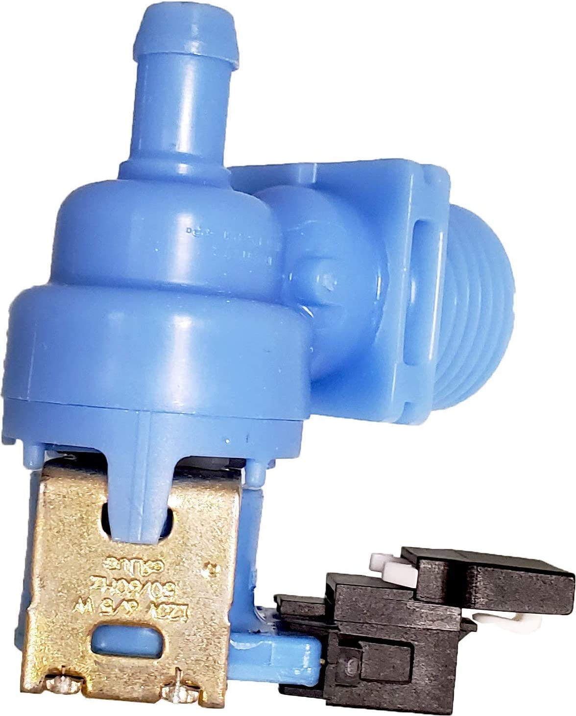 NEW W10327250 Refrigerator Water Inlet Valve for Whirlpool by Robertshaw