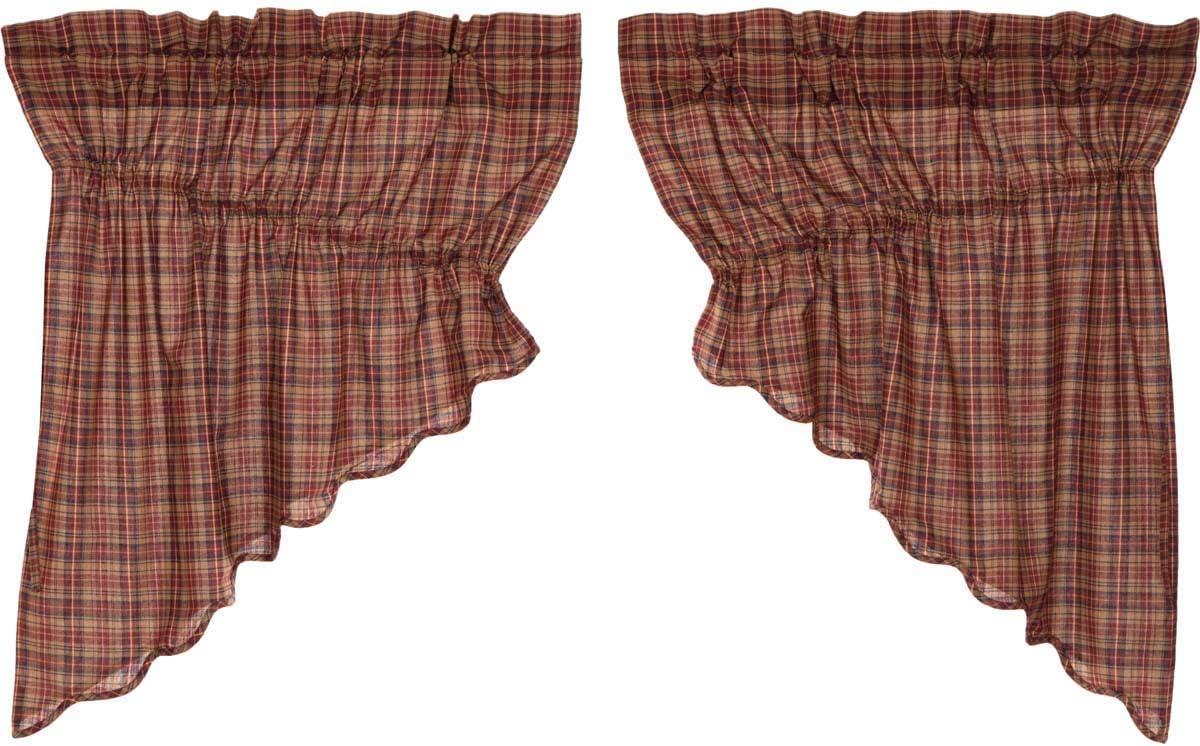 HGOD DESIGNS Bath Towel Plaid,Red Buffalo Check Tartan and Gingham Patterns Bath Towel Throw Blanket Beach Towel 64 Lx32 W