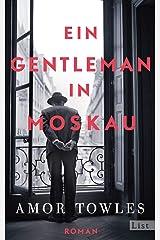 Ein Gentleman in Moskau Hardcover