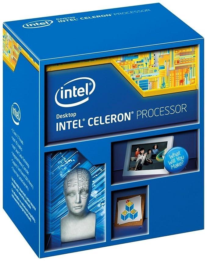 78 opinioni per Intel Celeron G1840 Dual Core CPU (2.80GHz, 2MB Cache, 53W, Graphics,