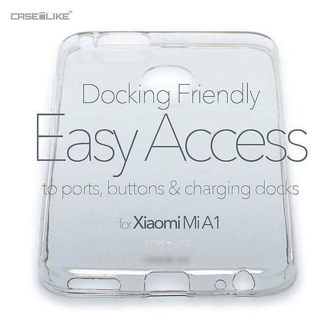 CASEiLIKE® Funda Mi A1, Carcasa Xiaomi Mi A1, Arte Indio de la ...