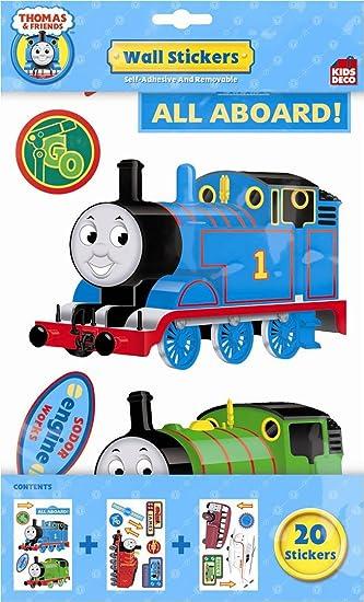 Thomas The Tank Engine Wall Stickers