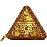 ゼルダの伝説 三角コインケース(トライフォース)   高さ9cm