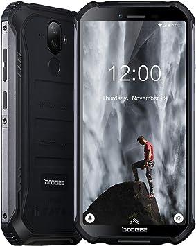 DOOGEE S40 Telefonos Resistentes Dual SIM 4G Android 9.0 Teléfono ...