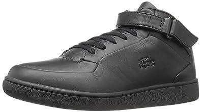 1bd3f7488576a5 Lacoste Men s Turbo 316 1 Cam Fashion Sneaker Black 10 M US