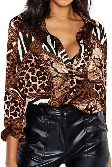Blusa De Gasa Top Moda para Mode De Marca Mujer Camisa De ...