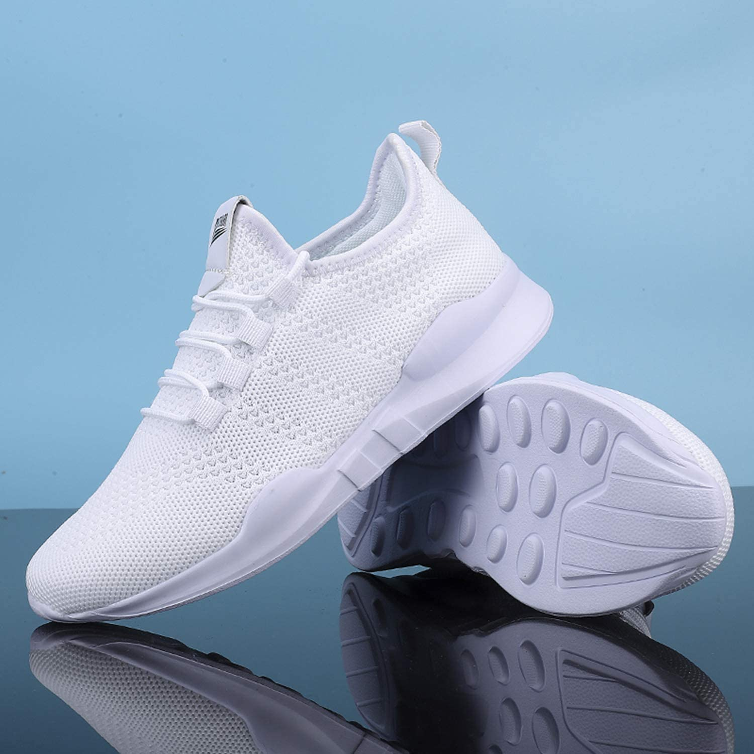 Femme Chaussures de Running pour Course Sports Fitness Respirant Mesh Gym Outdoor Trail Jogging Walking Tennis Baskets athl/étique Sneakers