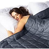 Giselle Bedding 5KG Weighted Gravity Blanket with Minky Cover Deep Relax Calming Adult