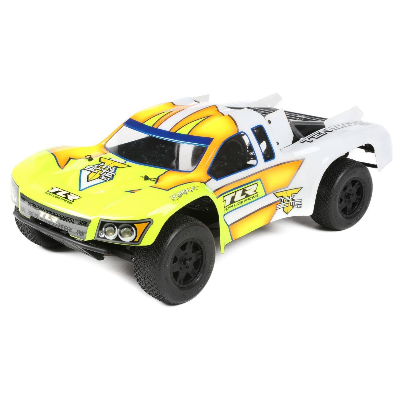 Team Losi Racing 1/10 Ten-SCTE 3.0 4WD SCT Race Kit, TLR03008 by Team Losi Racing