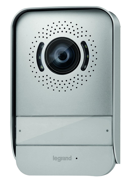 Videoportero Legrand con dos hilos de conexión, monitor a color y cámara con gran angular, 369230: Amazon.es: Industria, empresas y ciencia