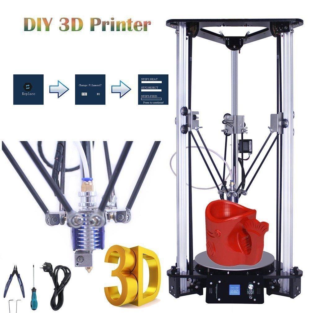 ezt Desktop Impresora 3d DIY industriales hochpr äzise caliente ...