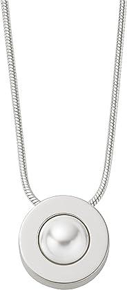 SKAGEN Collar con Colgante de Perlas de Agnethe
