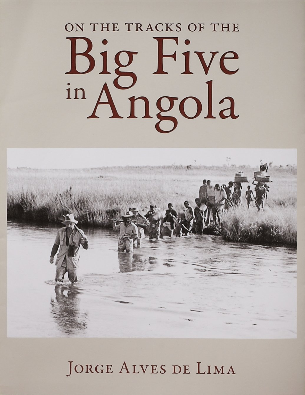 On the Tracks of the Big Five in Angola PDF