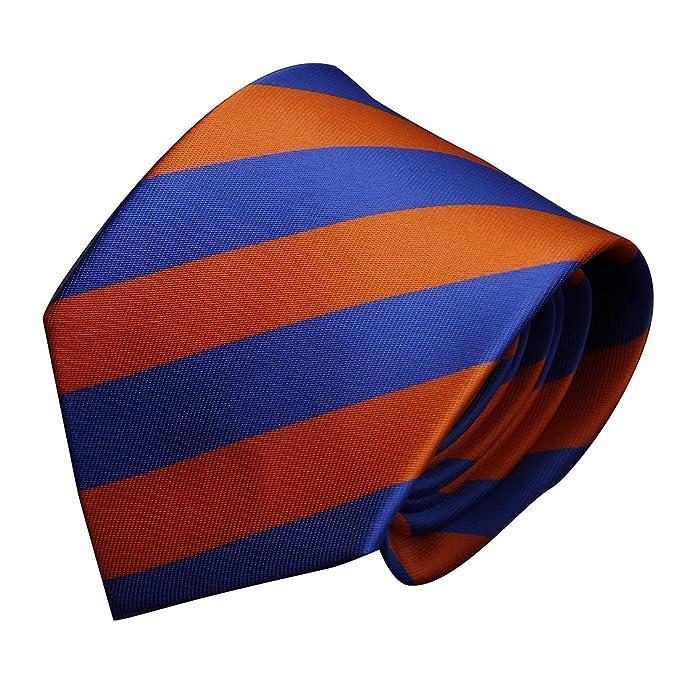 URSFUR Corbata brillante Corbata a rayas de moda Corbata de ...