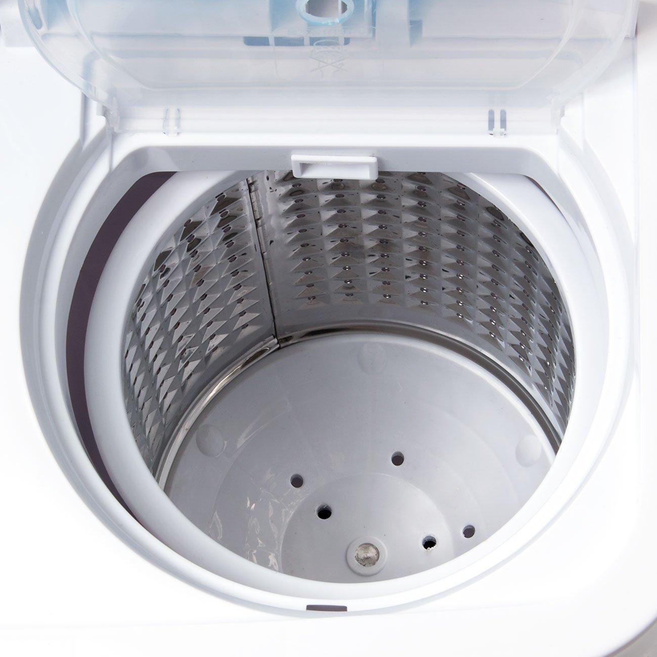 Mini Clothes Washer Amazoncom Della Mini Washing Machine Portable Compact Washer And