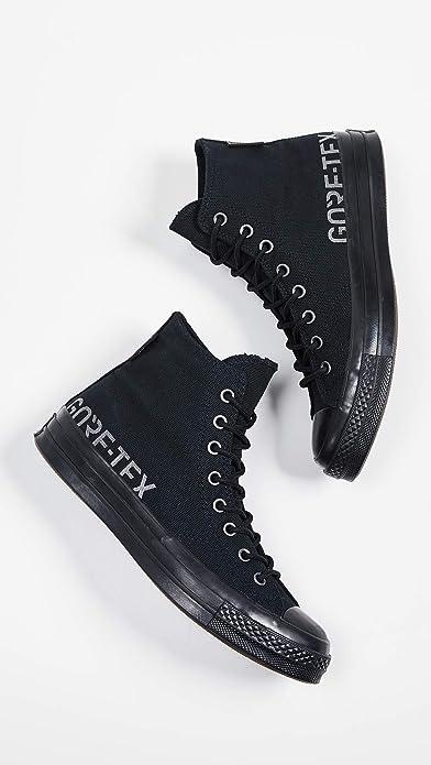 baeec88c27 Converse Men s Chuck 70 Goretex Waterproof High Top Sneakers  Amazon.co.uk   Shoes   Bags